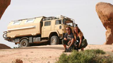 Photo of Im Lastwagen durch die Welt