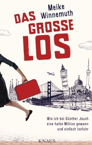 """Das """"Grosse Los"""" hat Meike Winnemuth gezogen: Ein Gewinn bei """"Wer wird Millionär?"""" ermöglicht ihr, sich den grossen Reisetraum zu erfüllen."""