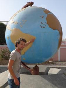 Brasilien war das Ziel der der Atlantiküberquerung von Timo Peters als Anhalter.