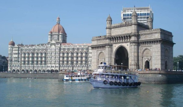 Das Gateway of India: Die Belohnung für den langen Flug. Foto: C. Sürgers / Pixelio.de