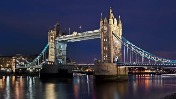 Die Towerbridge von London: Eines der Wahrzeichen der Stadt. Foto: Clearlens Images / Pixelio.de