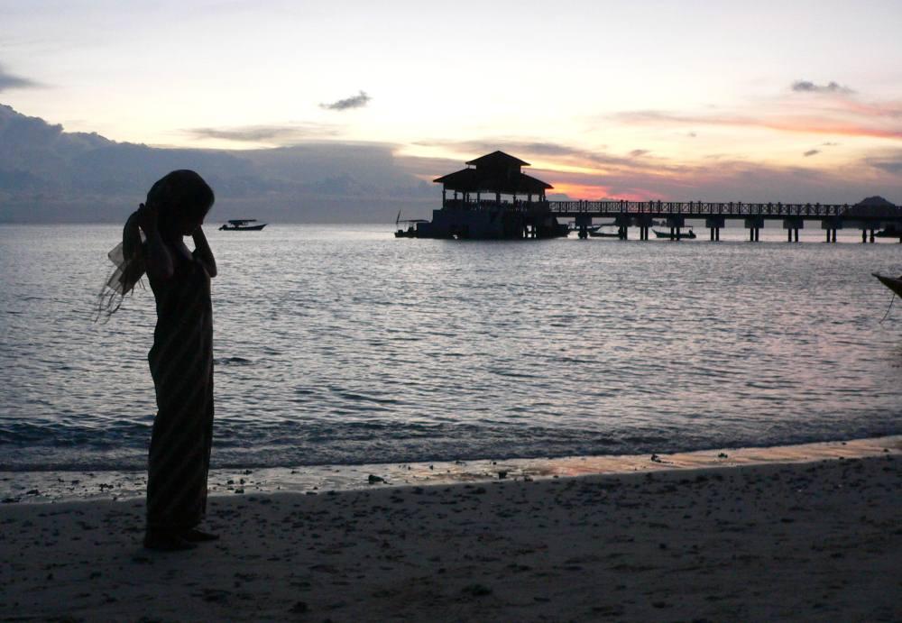 Perhentian Islands an der malaysischen Ostküste: Das Land wartet mit einigen der schönsten Sandstrände der Welt auf. Foto: Oliver Zwahlen