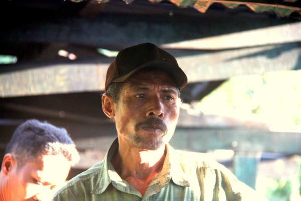 Alam, unser Reiseführer, besteigt den 3600 Meter hohen Berg seit über 30 Jahre jede Woche einmal.