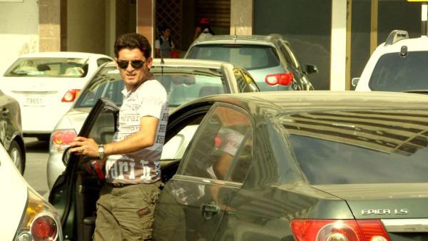 Mietwagen mit Driverguide: Eine gute Möglichkeit, um die Vereinigten Arabischen Emirate zu erkundigen. Foto: Marion Schwartzkopff