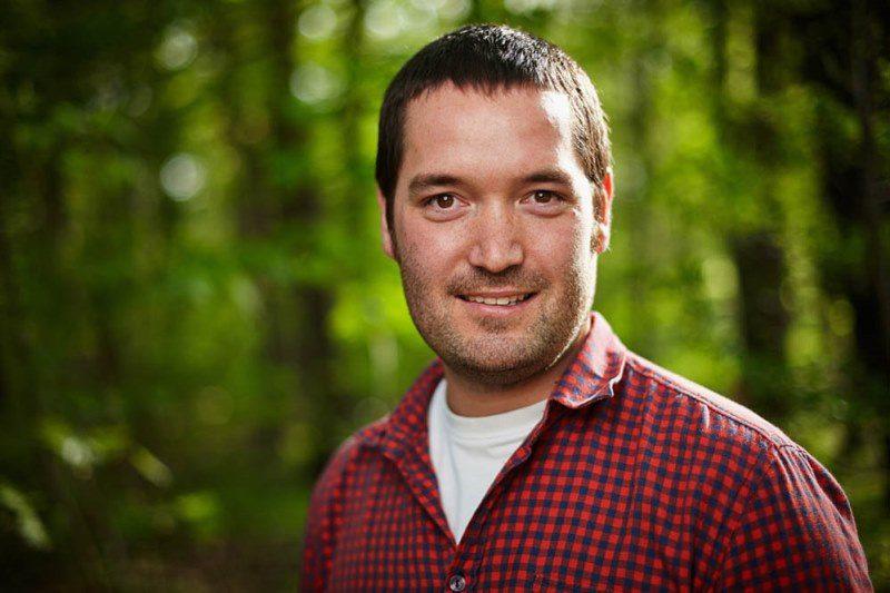 Langzeitwanderer und Buchautor Jens Franke.
