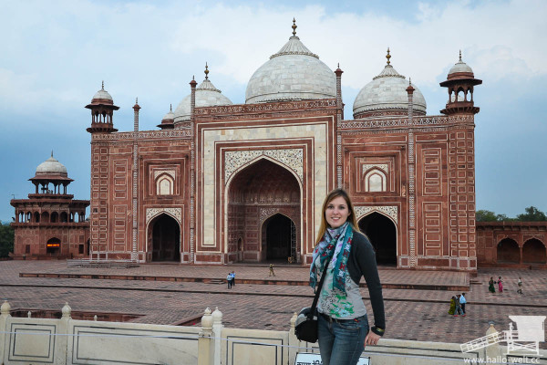 Hallo_Welt_Christina_in_Indien