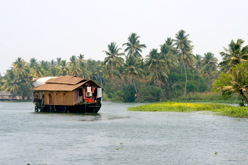 Kerala_BackwatersSchiff