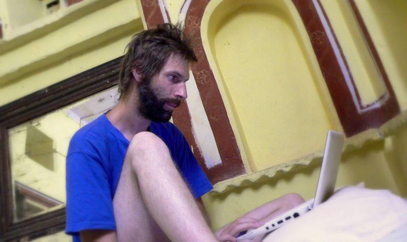 Drückende Hitze und ein instabiles Wifi: Das Leben als digitaler Nomade in Indien macht nicht immer Spass.
