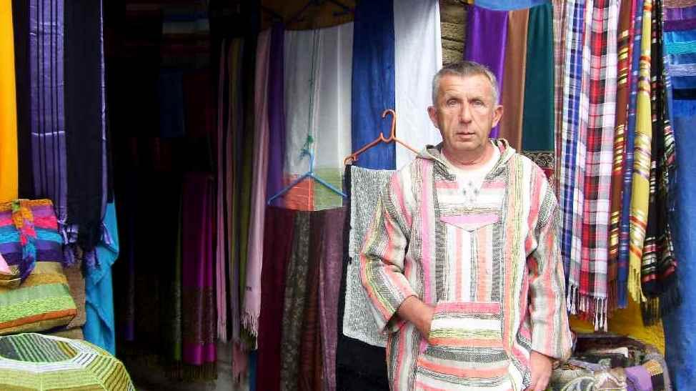 Didier Schmallong lebt seit vielen Jahren in Marokko und hilft Auswandern, die ebenfalls im nordafrikanischen Land Fuss fassen wollen. Foto: ZVG