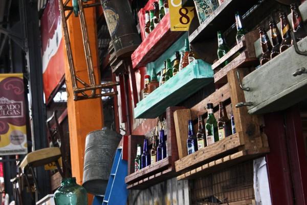 Flohmarkt in Buenos Aires