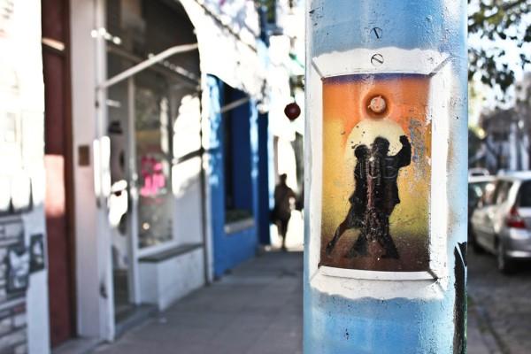 Street Art in Buenos Aires: Die modernen Kunstwerke finden man in der argentinischen Hauptstatt an allen Ecken.