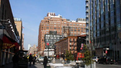 Photo of New Yorker Meatpacking District: Im schicken Schlachterviertel