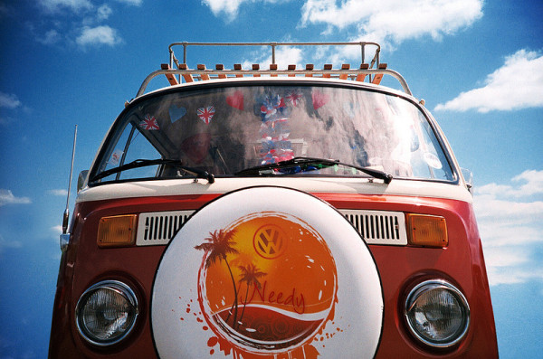 Eine Weltreise im eigenen Campingbus: Das wäre noch immer eine Option. Foto: Nick Page / Flickr
