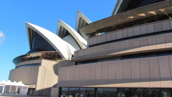 Die auffällige Dachgestaltung ist eine architektonische Meisterleitung.