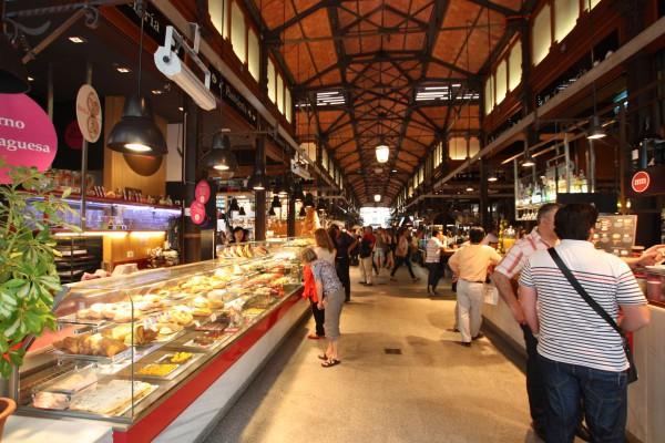 Der Markt von San Miguel: Hat trotz der vielen Besucher seine Atmosphäre erhalten.