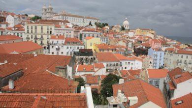 Blick auf die Alfama, den ältesten Stadtteil Lissabons. Fotos: O. Zwahlen