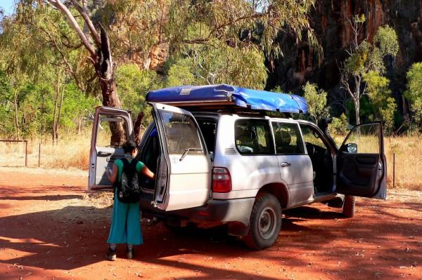 Australien: Für viele das perfekte Reiseland, für mich schlicht langweilig. Fotos: O. Zwahlen