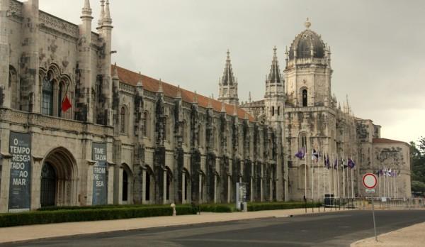 Das Kloster von Belem: Hier sollen das bekannteste Dessert Portugals erfunden worden sein.