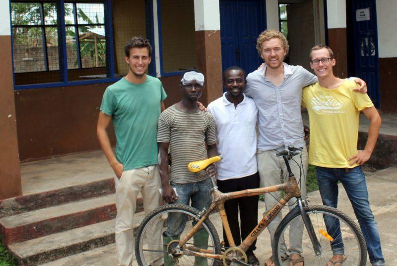 Bamboo Bike: Eine Innovation aus Ghana.