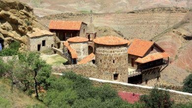 Photo of Georgien: Erkundungen im Kloster von Dawit Garedscha