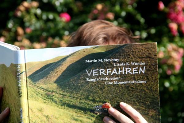 Ein Jahr lang auf Achse: Verfahren von Martin Novotny und Ursula Wunder.