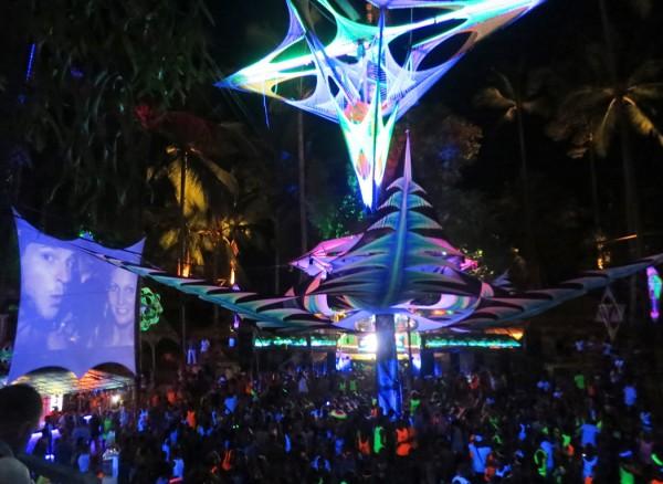 Legendär: Die Partys in Koh Phangan.