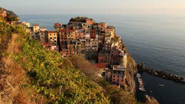 Manarola: Das hübsch gelegene Dorf war der Ausgangspunkt für unsere Erkundungen in Cinque Terre.