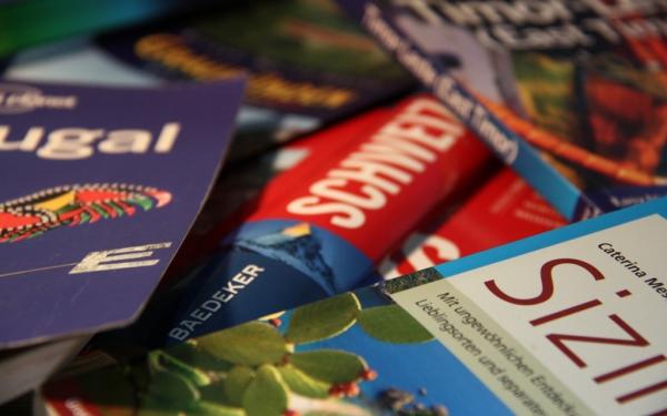 Ein passender Reiseführer erleichtert die Planung und die Durchführung deines ultimativen Trips. Fotos: O. Zwahlen