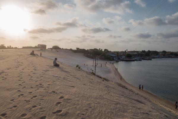 Fischerdorf in Brasilien: Hier sind Portugisch-Kenntnisse keine schlechte Idee.