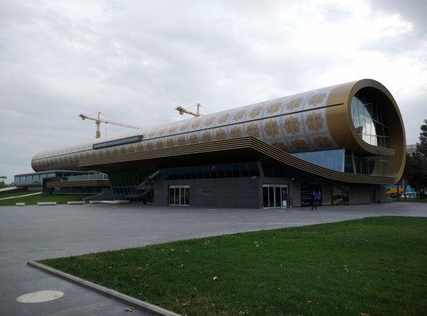 Teppichmuseum: Hier wird die Geschichte des Teppichknüpfens regelrecht aufgerollt. Foto: O. Zwahlen