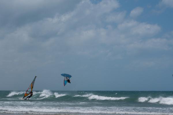 Brasilien ist kein günstiges Reiseland. Sportliche Aktivitäten schlagen deswegen schnell aufs Budget.
