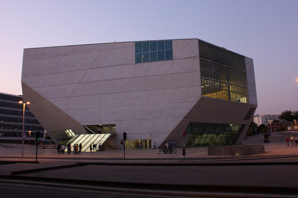 Casa da Musica: Alles was Spass macht, von Klassik bis Punk. Foto: Sunny Ripert /Flickr