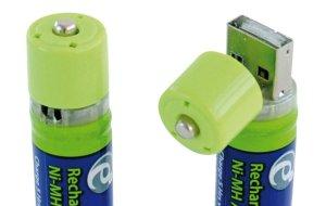 USB Akku