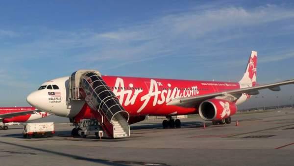 Airasia: Die beliebte Billigfluglinie aus Malaysia.