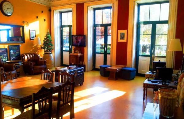 Schöne Unterkunft: Das Porto Wine Hostel. Foto: ZVG