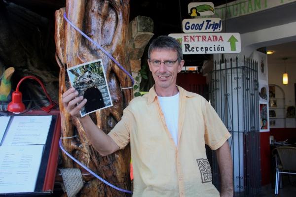 Horst Rücker: Verfolgt die Entwicklung von Playa del Carmen seit rund 30 Jahren. Fotos: Oliver Zwahlen