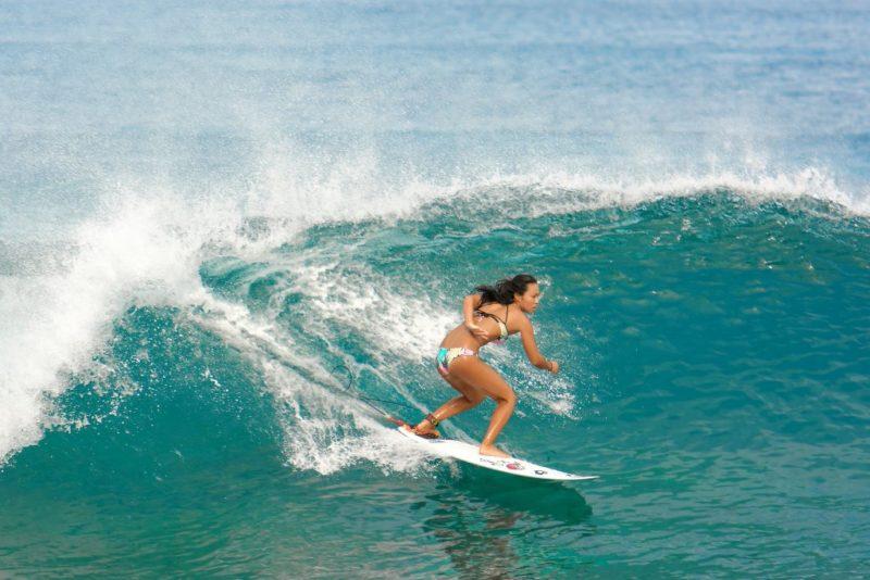 Der North Shore: Einer der weltweit besten Surfspots. Foto: Daniel Ramirez / Flickr