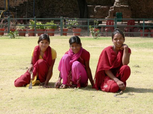Langer Weg zur Gleichberechtigung: Frauen spielen in Indien eine gesellschaftlich untergeordnete Rolle.