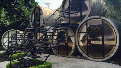 Photo of Tubo Hotel Tepoztlan: Einmal in die Röhre kucken