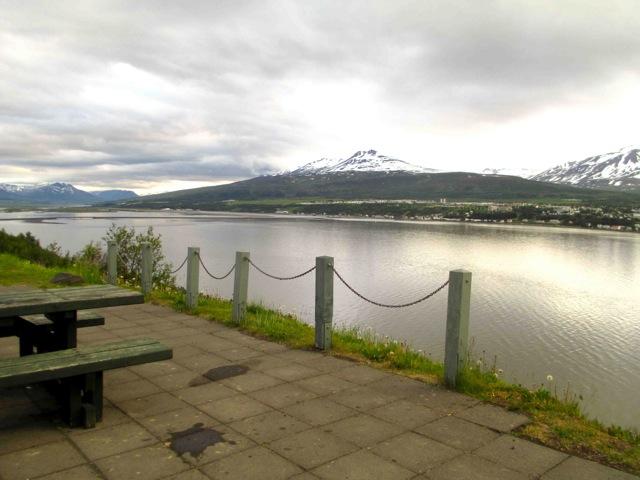 04 Rastplatz Akureyri