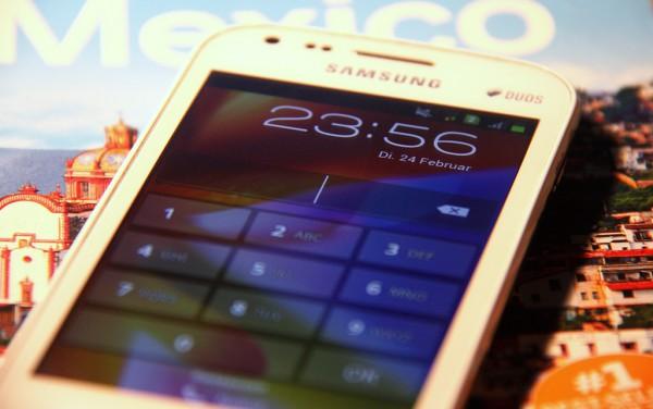 Die vermutlich wichtigste Einzelmassnahme: Schütze dein Handy mit einem PIN-Code. Foto: O. Zwahlen