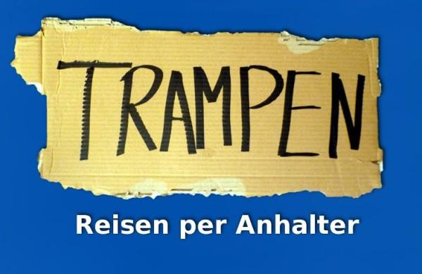 Trampen-Reisen-per-Anhalter-Buch