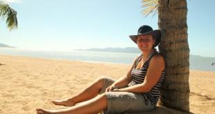 Entspannung pur: Australien bietet einige der weltbesten Strände. Foto:  K. Arlt