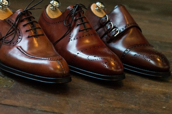 Manchmal Pflicht in Clubs und Skybars: Elegante Schuhe. Foto: Robert Sheie / Flickr
