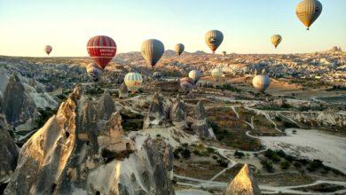 Photo of Kappadokien: Im Heissluftballon über die Märchenwelt