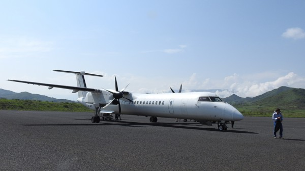 Meilen sammeln kann ich selbst bei Flügen in äthiopische Provinzflughäfen. Lohnen tut sichs aber meistens nicht. Fotos: O. Zwahlen