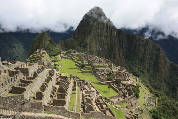 Machu Picchu: Das bekannteste Highlight Perus.