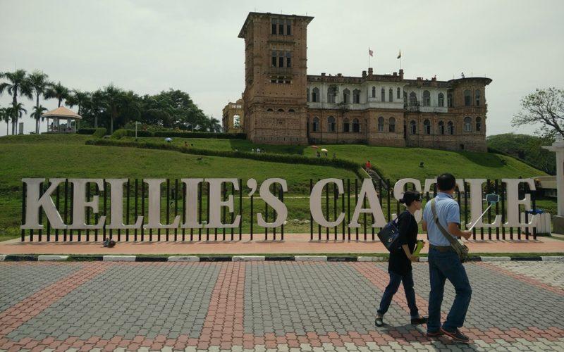 Ein kleiner Geheimtipp: Kellie's Castle in Perak.
