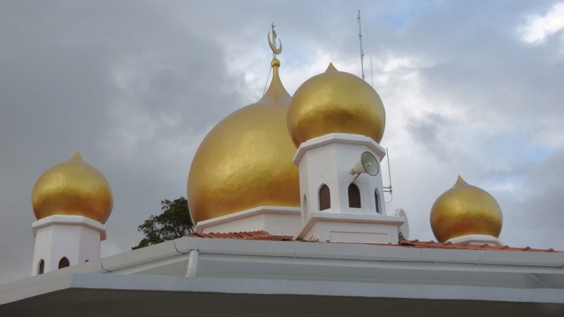 Moschee in Penang: Vor dem Islam muss sich in Malaysia niemand fürchten.