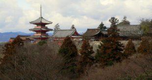 Kyoto besticht mit hunderten von Tempeln. Fotos: OZ